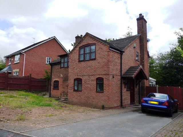 5 Bedrooms Detached House for sale in Kestrel Close,Erdington,Birmingham
