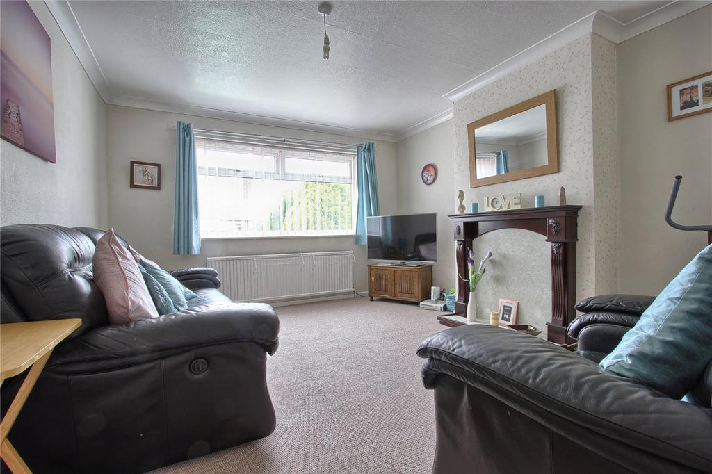 2 Bedrooms Semi Detached Bungalow for sale in Fell Briggs Drive, Marske-by-the-Sea
