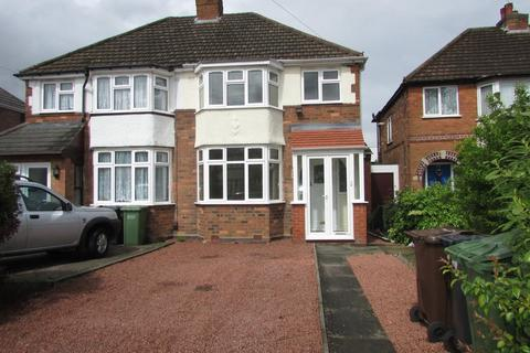 3 bedroom semi-detached house to rent - Wellsford Avenue, Solihull