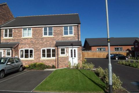 3 bedroom semi-detached house to rent - Richard Close, Melton Mowbray, Leicestershire