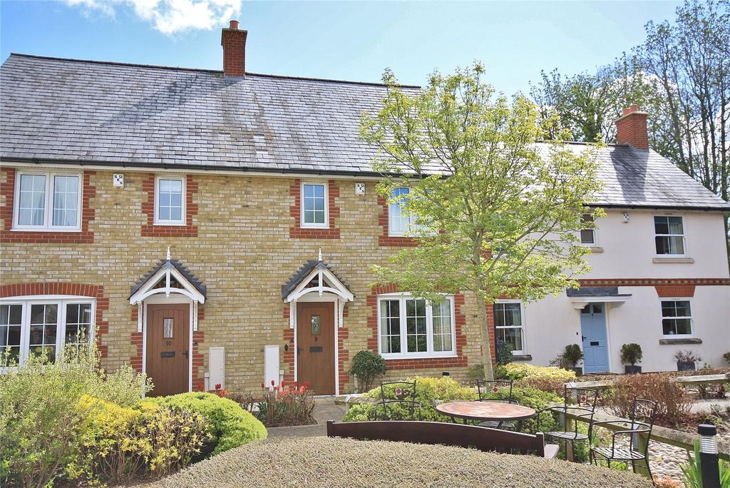3 Bedrooms Retirement Property for sale in George Maher Court, Shudrick Lane, Ilminster, Somerset, TA19