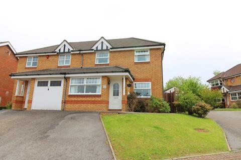 3 bedroom semi-detached house for sale - Maes Yr Orchis, Morganstown