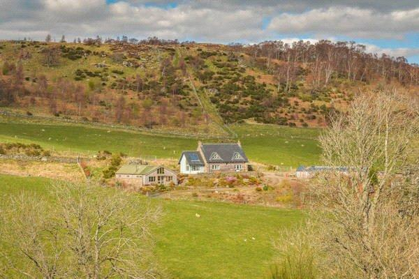 3 Bedrooms Equestrian Facility Character Property for sale in The Smithy, Tombane, Trochry, Perthshire, PH8
