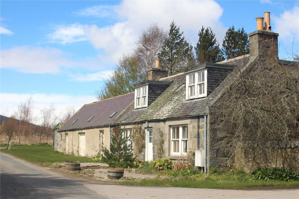 4 Bedrooms Detached House for sale in Westgate Cottage and Steading, Alford, Aberdeenshire, AB33