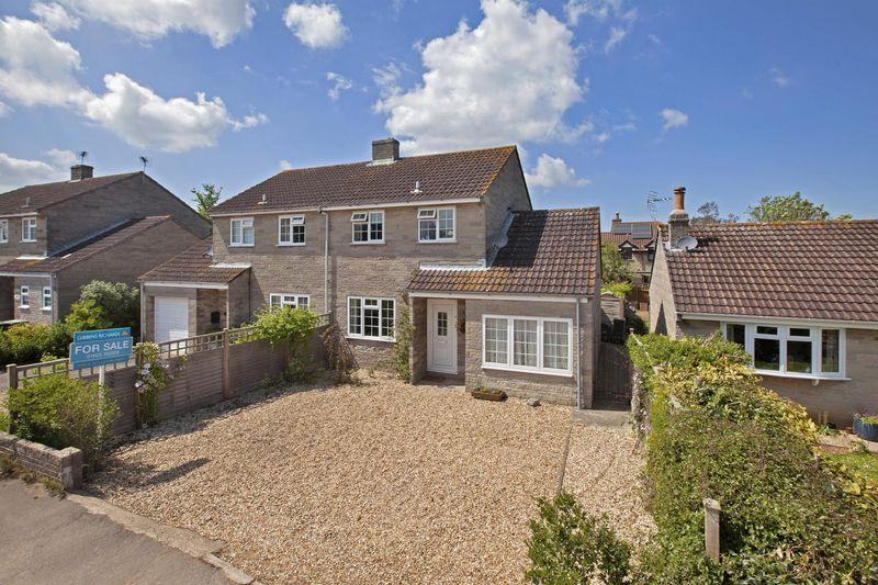 4 Bedrooms Semi Detached House for sale in NORTH CURRY