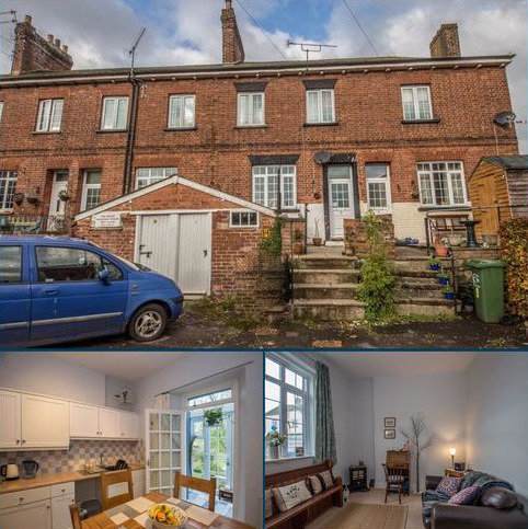 2 bedroom terraced house to rent - The Square, Exwick