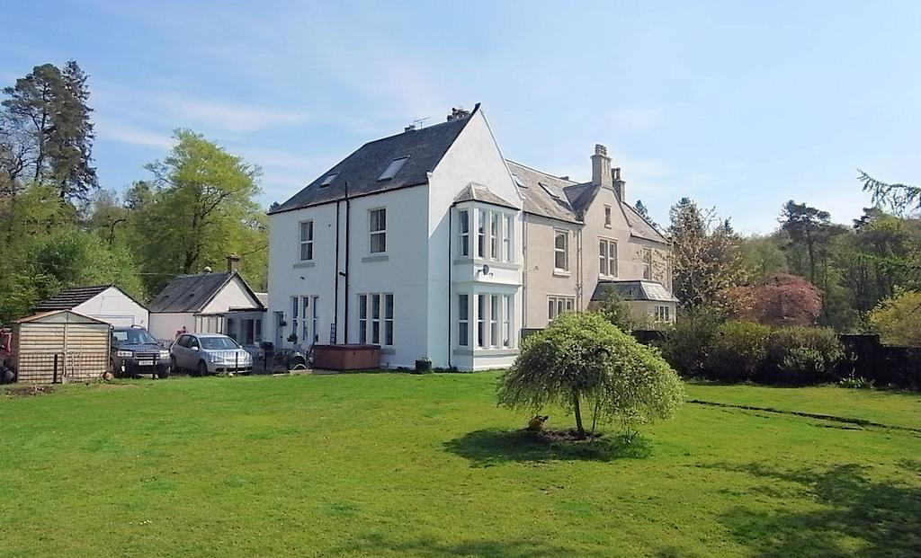 5 Bedrooms Country House Character Property for sale in West Kershope House, Penton, Nr. Carlisle CA6