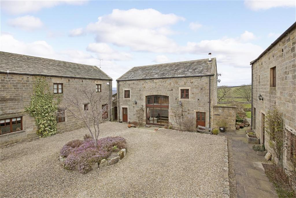 5 Bedrooms Barn Conversion Character Property for sale in Swinsty Fold, Norwood, North Yorkshire