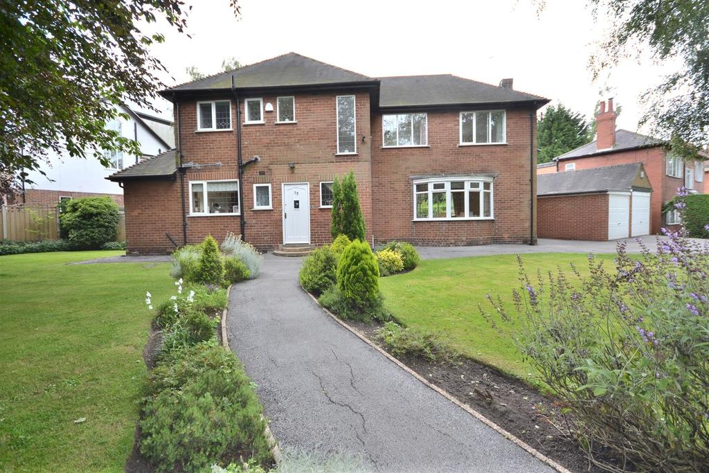 4 Bedrooms Detached House for sale in Primley Park Avenue, Alwoodley