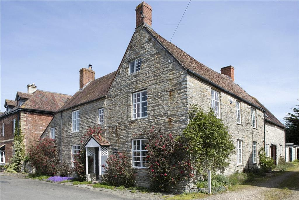 7 Bedrooms Detached House for sale in West Side, North Littleton, Evesham, Worcestershire, WR11
