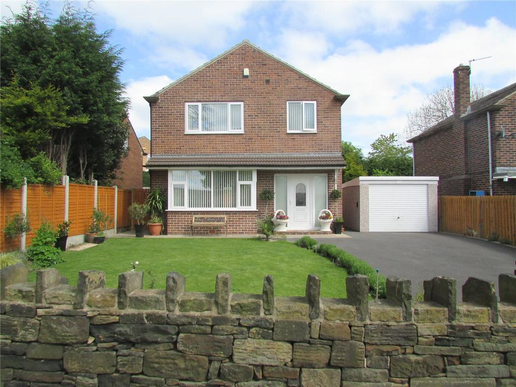 3 Bedrooms Detached House for sale in Bradley Road, Bradley, Huddersfield, HD2