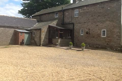 5 bedroom property with land for sale - Lees Hill Farm, Lees Hill, Brampton, Cumbria CA8