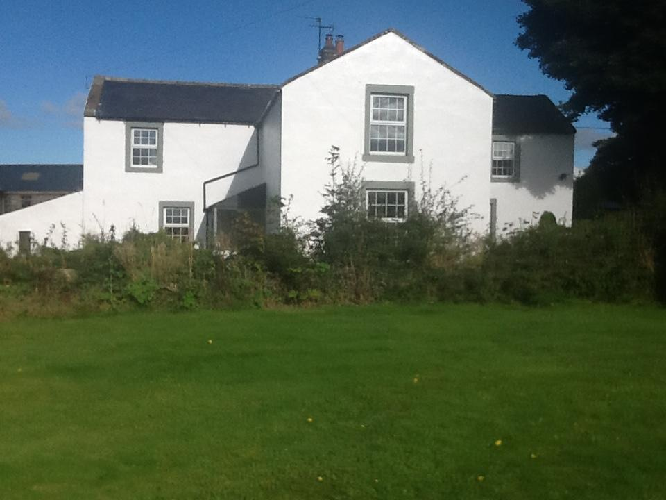 5 Bedrooms Detached House for sale in Lees Hill Farm, Lees Hill, Brampton, Cumbria CA8