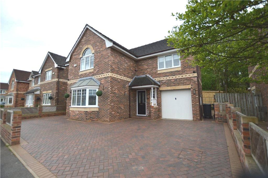 4 Bedrooms Detached House for sale in Chestnut Grove, Woodlesford, Leeds, West Yorkshire