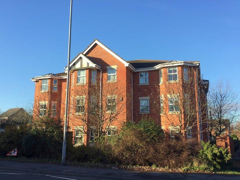 1 Bedroom Apartment Flat for sale in Foxendale Close, Northwich