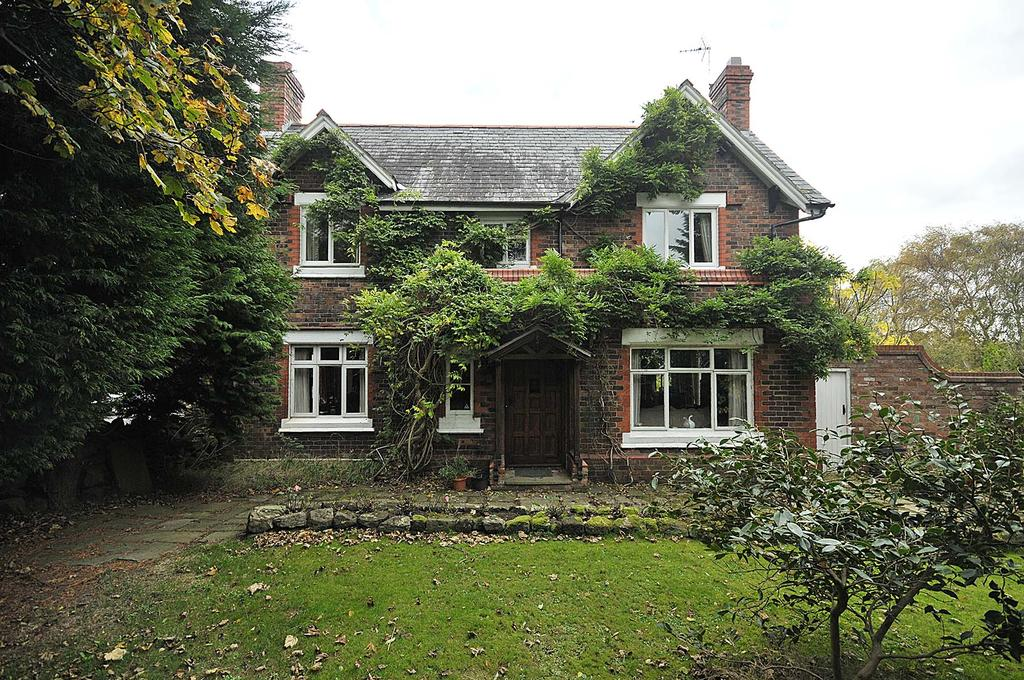 5 Bedrooms Detached House for sale in Barkers Hollow Road, Preston on the Hill