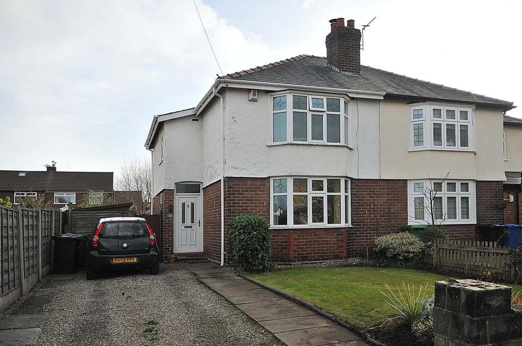 3 Bedrooms Semi Detached House for sale in Thelwall New Road, Thelwall