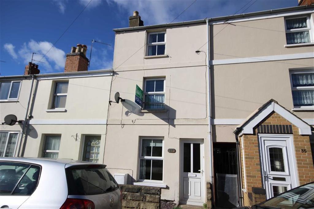 2 Bedrooms Terraced House for sale in Exmouth Street, Leckhampton, Cheltenham, GL53
