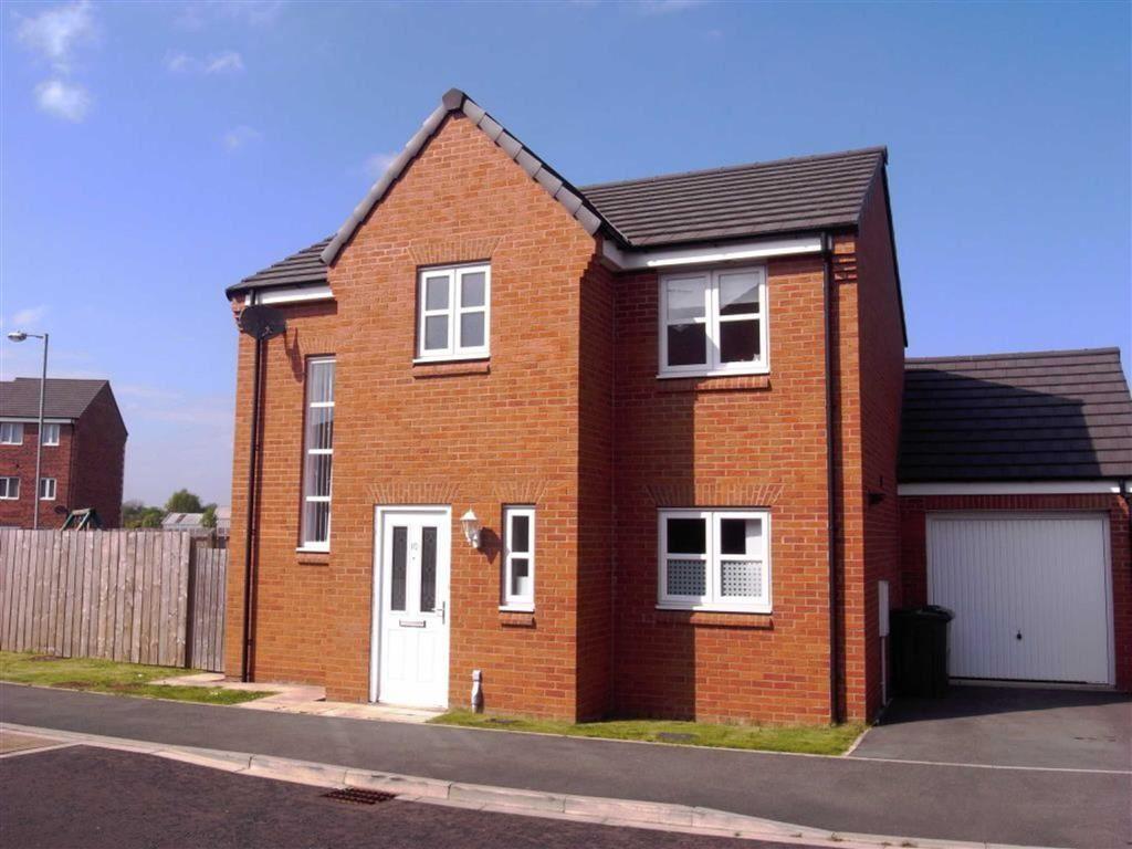 3 Bedrooms Detached House for sale in Calder Avenue, Darlington