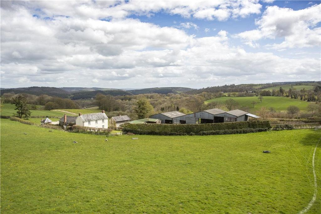 4 Bedrooms Land Commercial for sale in Deerfold, Birtley, Bucknell, Herefordshire, SY7
