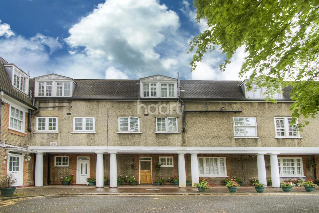 4 Bedrooms Maisonette Flat for sale in Aeroville, NW9