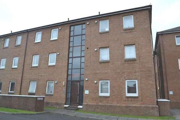 2 Bedrooms Flat for sale in 3 Kilmeny Court, Ardrossan, KA22 8DJ