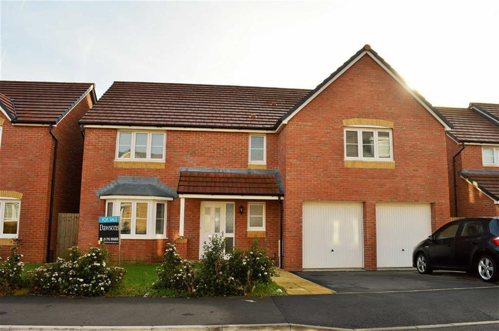 5 Bedrooms Detached House for sale in Ffordd Y Meillion, Swansea, SA4