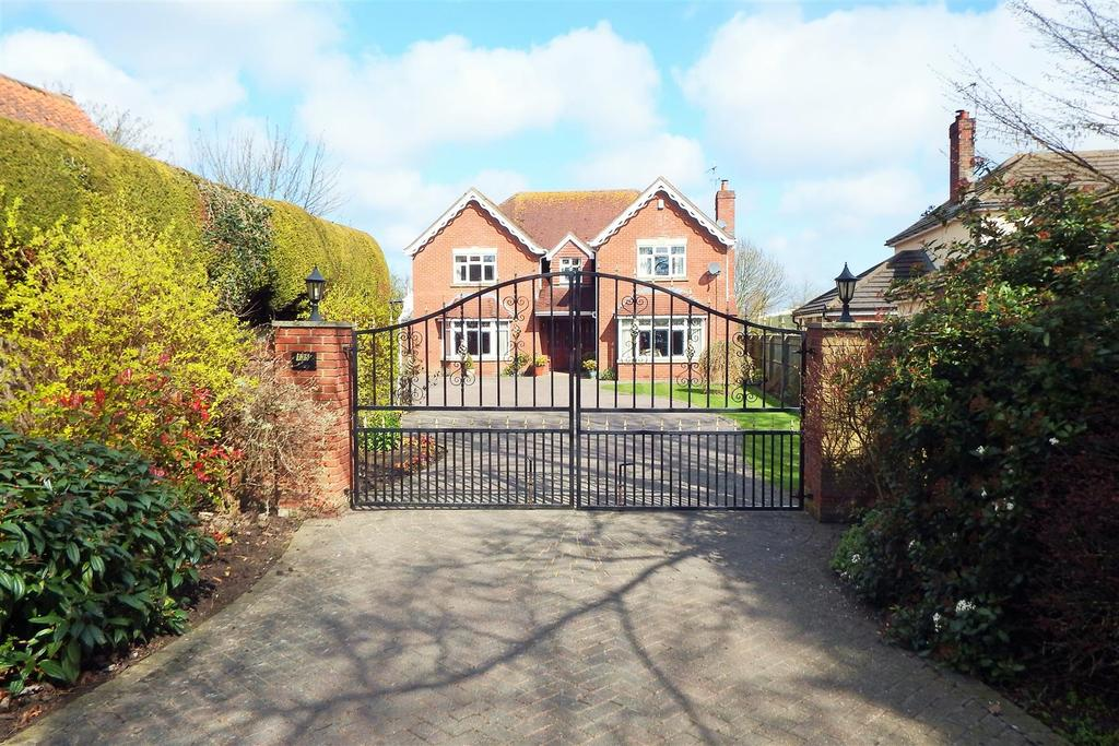5 Bedrooms Detached House for sale in Sleaford Road, Boston