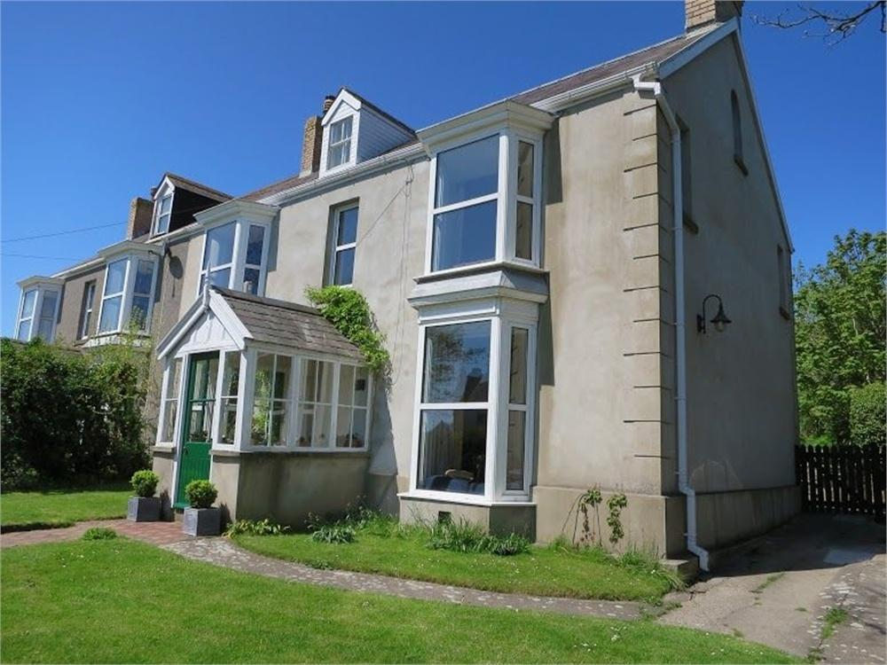 5 Bedrooms Cottage House for sale in Overton Lane, Port Eynon, Swansea