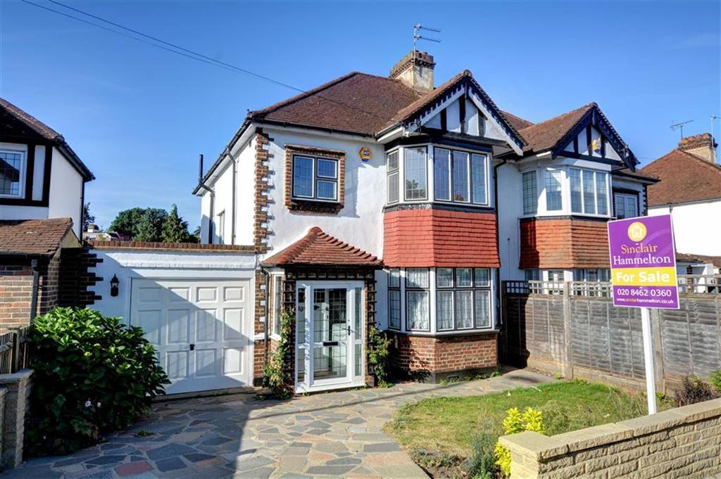 3 Bedrooms Semi Detached House for sale in Pickhurst Lane, Hayes, Kent