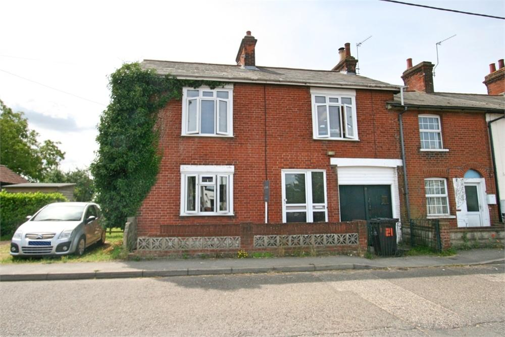 3 Bedrooms Cottage House for sale in West Street, Tollesbury, Maldon, Essex