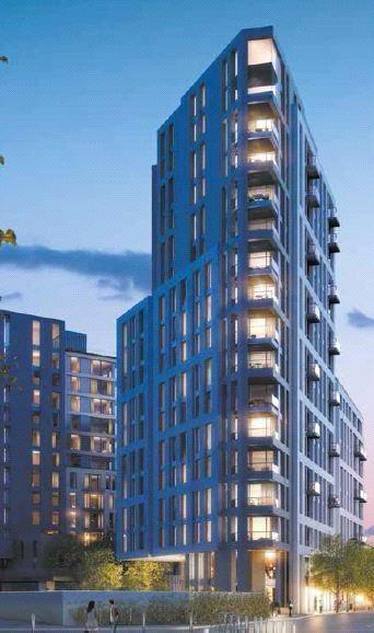 2 Bedrooms Flat for sale in Sovereign Court, Hammersmith, London, W6