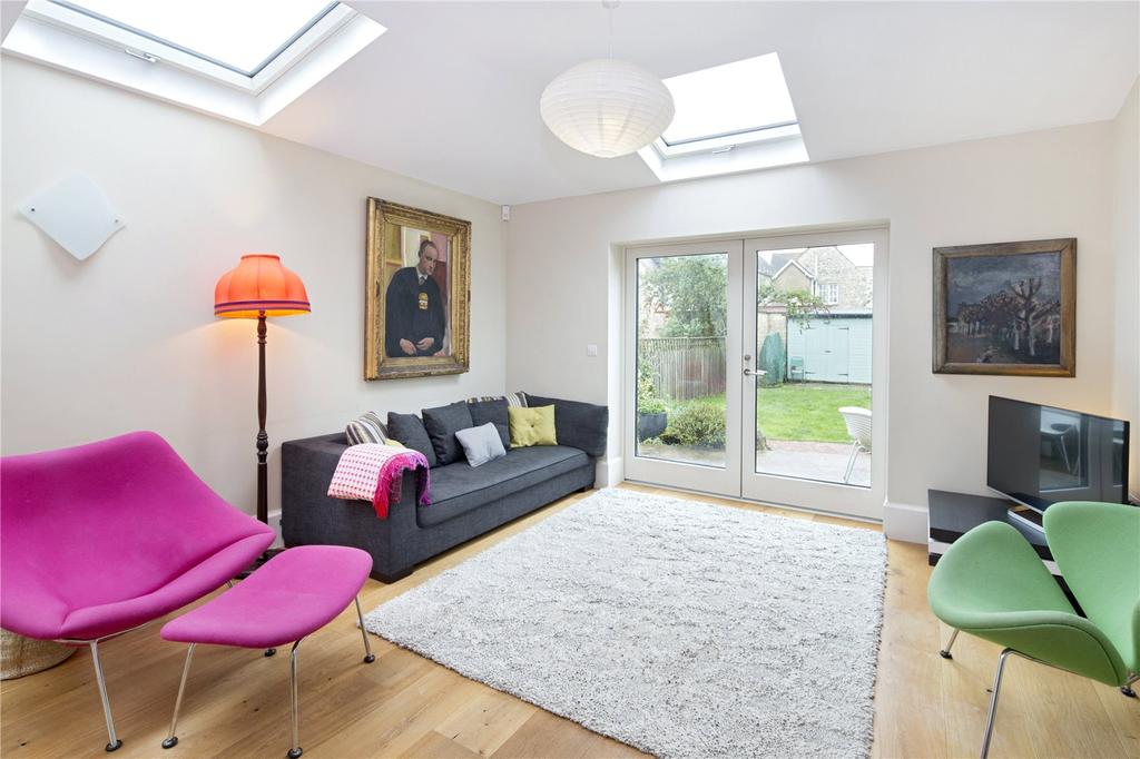 4 Bedrooms Semi Detached House for sale in Lonsdale Road, Oxford, OX2