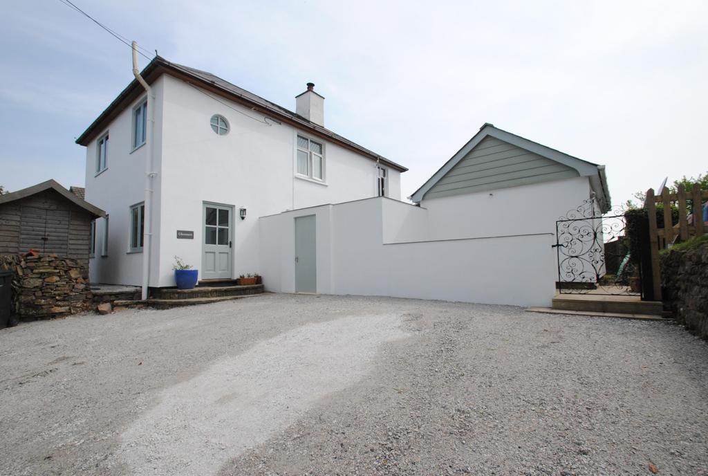 4 Bedrooms Detached House for sale in Rock Hill, Georgeham