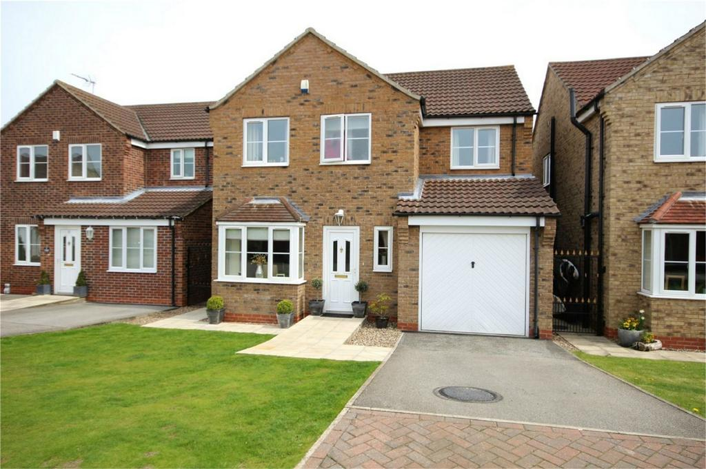 4 Bedrooms Detached House for sale in Linden Close, Gilberdyke, East Riding of Yorkshire