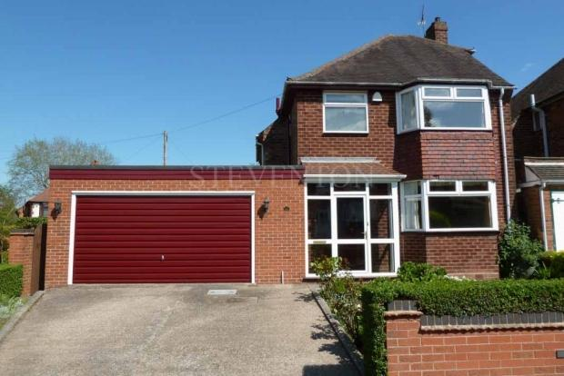 3 Bedrooms Detached House for sale in SOUTHFIELD GROVE FINCHFIELD WOLVERHAMPTON