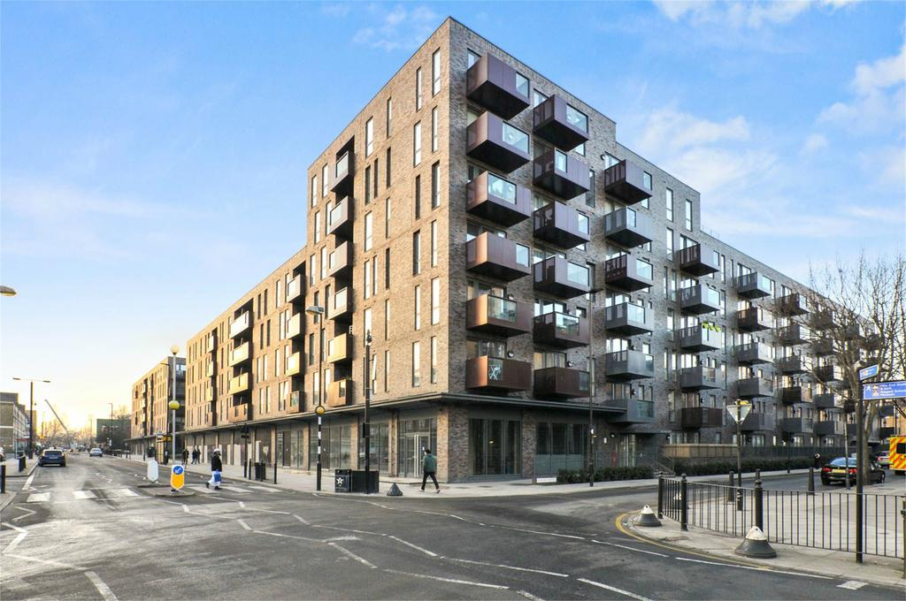 1 Bedroom Apartment Flat for sale in Graciosa Court, 176 Harford Street, London, E1