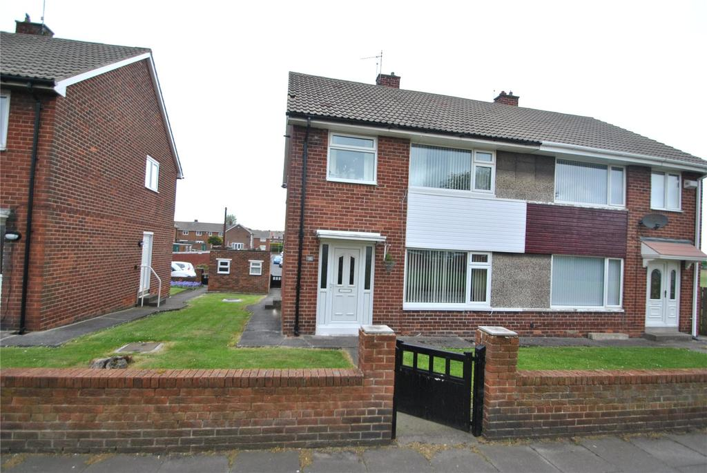 3 Bedrooms Semi Detached House for sale in North Haven, Northlea, Seaham, Co. Durham, SR7