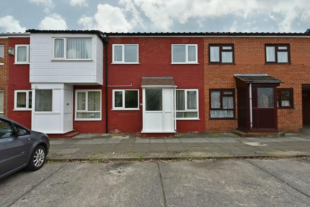 3 Bedrooms Terraced House for sale in Carfield, Skelmersdale