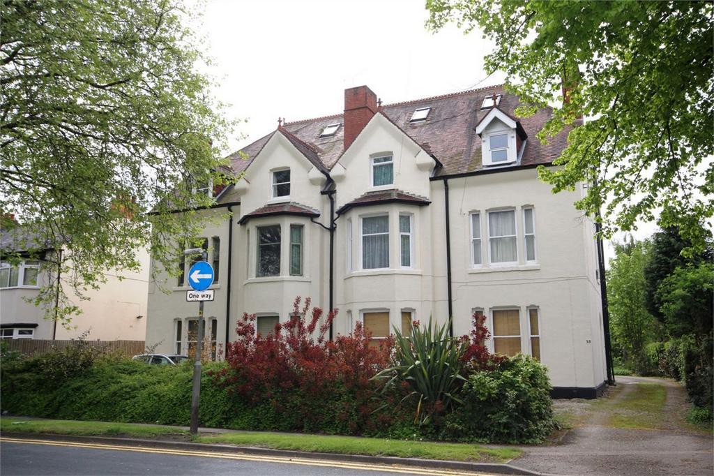 1 Bedroom Flat for sale in 57 Old Hinckley Road, NUNEATON, Warwickshire