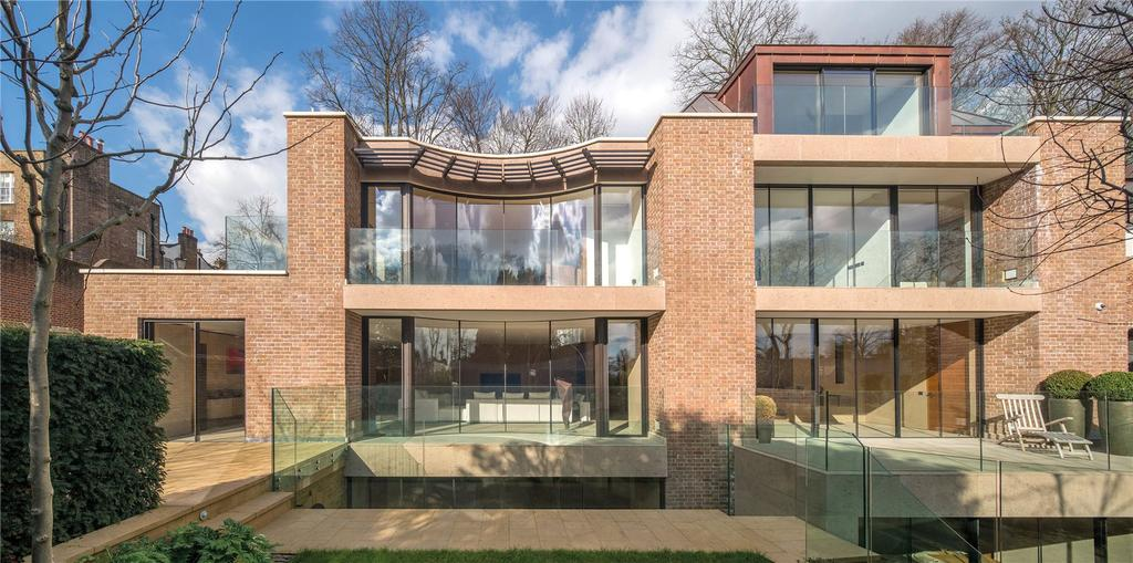 5 Bedrooms Detached House for sale in Cannon Lane, Hampstead, London, NW3