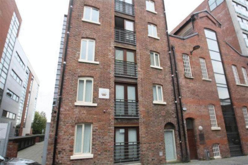 2 Bedrooms Apartment Flat for rent in 44 Henry Street, Liverpool