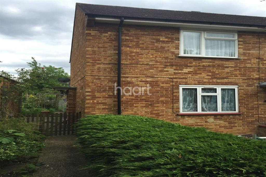 2 Bedrooms Maisonette Flat for sale in Peggotty Way
