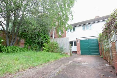 3 bedroom semi-detached house to rent - Devonshire Place, Exeter