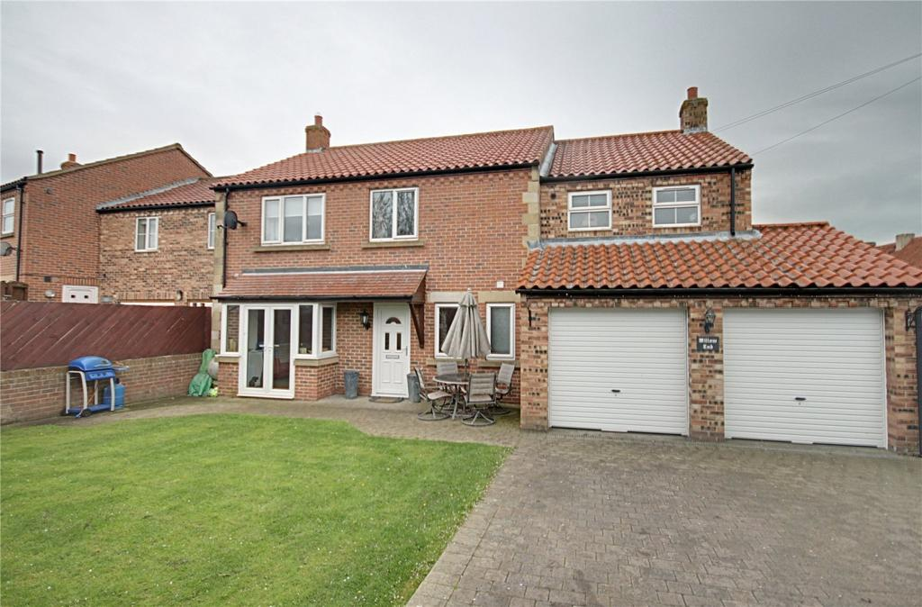 4 Bedrooms End Of Terrace House for sale in Front Street, Appleton Wiske