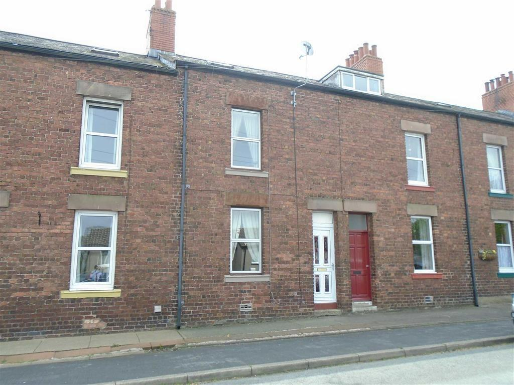 3 Bedrooms Terraced House for sale in Front St, Fletchertown, Wigton