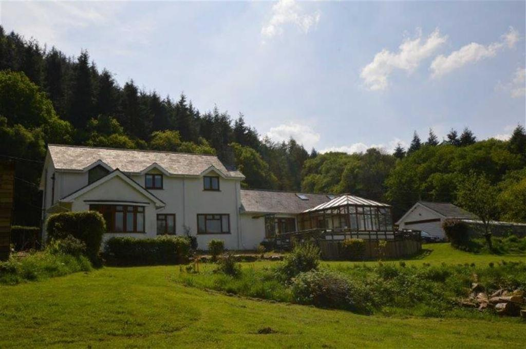 6 Bedrooms Detached House for sale in Pant Coch, Tre'r-ddol, Machynlleth, SY20