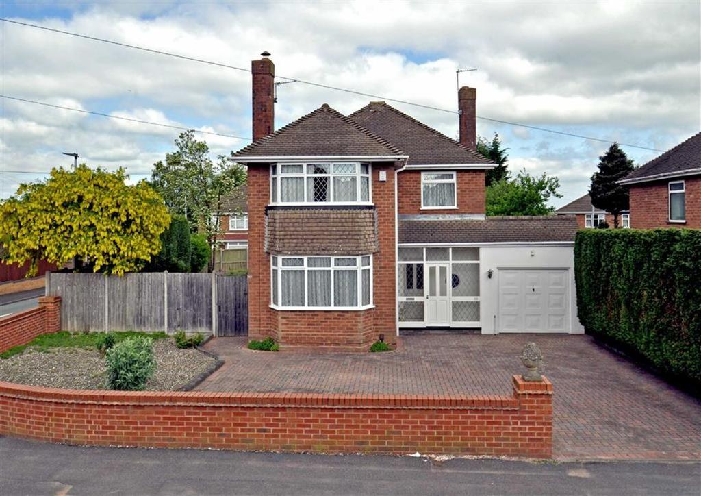 3 Bedrooms Detached House for sale in 33, Windermere Road, Palmers Cross, Wolverhampton, West Midlands, WV6