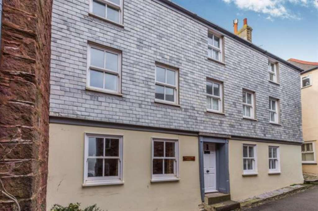 4 Bedrooms Cottage House for sale in Market Street, Kingsand, Cornwall