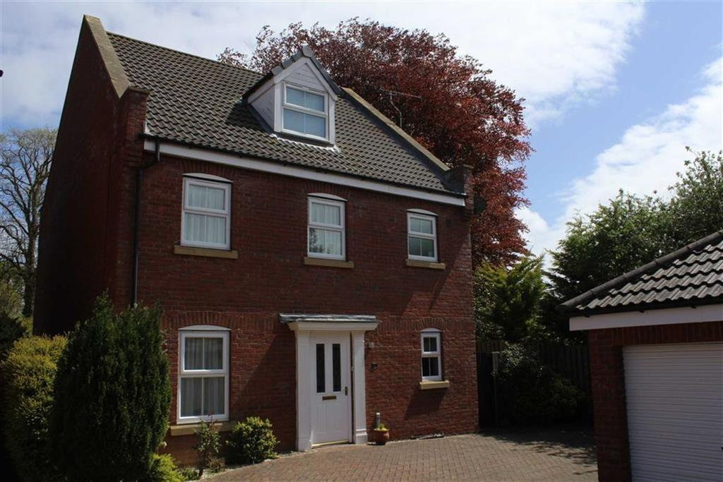 5 Bedrooms Detached House for sale in Willowdale Close, Bridlington, East Yorkshire, YO16